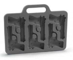 Handgun Ice Cube Tray – Perfect for taking 'shots'
