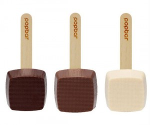 Chocolate on a stick – Finally a revolutionary way of eating chocolate…. from a stick.