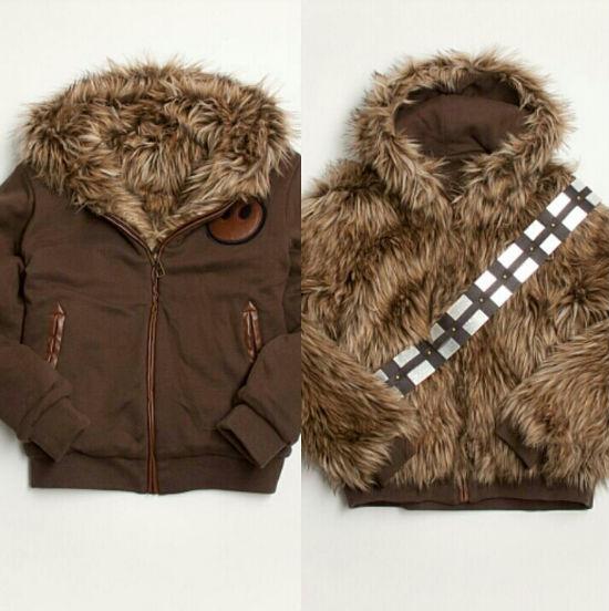 wookie reversible jacket