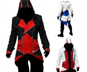 Assassin's Creed Hoodie – The most fashionable hoodie ever designed, who doesn't want one?