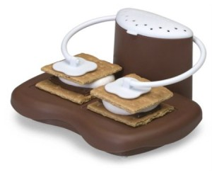 Make delicious smores indoors!