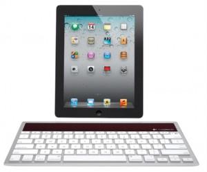 Wireless Solar Keyboard – Hands free to brighten your day!