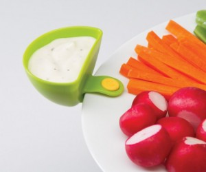 Clip On Dipping Cups (Set of 4) Perfect for keeping your dipping sauce and foodseparate.