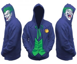 Joker Hoodie – Wearing it will always bring a smile to your face!