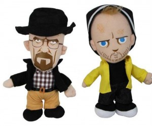 Breaking Bad Plush Set – All Jesse and Heisenberg really need are lots of hugs!