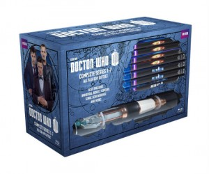 Want a Whovian to love you forever? Just get them this amazing Doctor Who gift set!