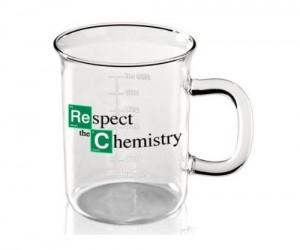 Respect Chemistry Breaking Bad Mug – Yeah science bitch!