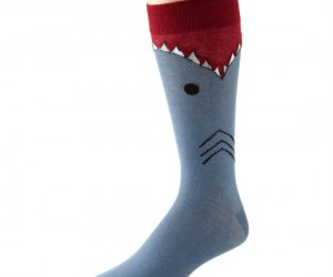 The official sock of Shark Week