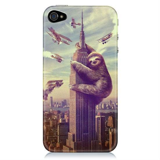 slothzilla iphone case