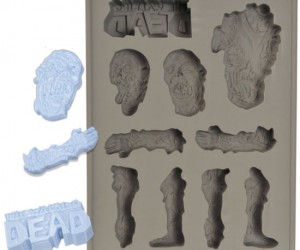 The Walking Dead Ice Cube Tray – There's nothing like cold dead body parts to keep your bloody mary chilled.