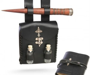 Vampire Hunter Kit – You never know when this might come in handy.