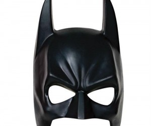 Batman Mask – I'm Batman and you can be too for the low price of $5.30