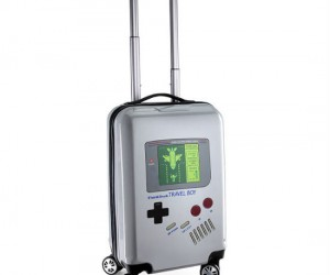 Game Boy Carry On Luggage – Now you can go on your very own adventure!