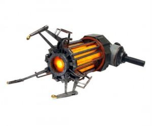 Half Life 2 Gun Replica – Gordon Freeman approves.