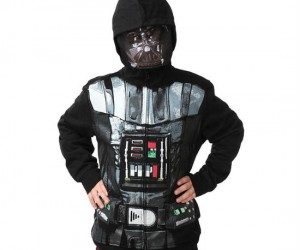 Star Wars Kid's Darth Vader Hoodie – Keeps your little Sith Lord warm on the Dark Side