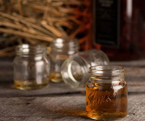 Mason Jar Shot Glasses – These aren't your Grandmother's mason jars… oh wait they are!