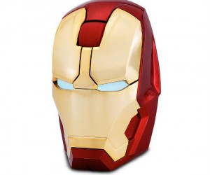 Hold Tony Stark in the palm of your hand with the Iron Man Gaming Mouse