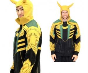 Loki Hoodie – You'll look so good Tom Hiddleston himself will be jealous.