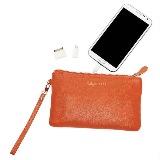 smarthone charger Purse