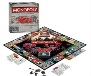 The Walking Dead Monopoly – The only version of Monopoly where you actually want to go to jail.