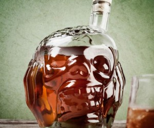 Little known fact zombie heads usually add the best flavor to your favorite spirit!