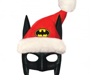 Batman Santa Hat – Even the Dark Knight gets into the Holiday spirit!