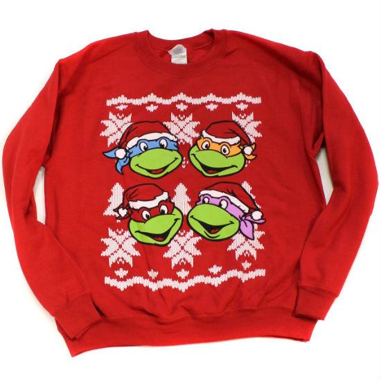 TMNT Christmas Sweater