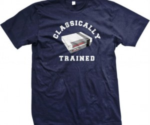 Classically Trained Tee – Because you've earned it.