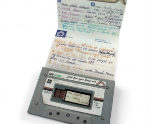Mix Tape USB – Mix tapes are back baby!