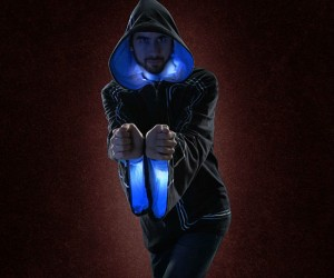 This hoodie'll enhance your digital skills while practicing technomancy!