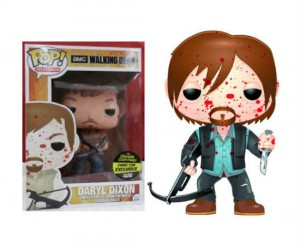 The Walking Dead Bloody Daryl Vinyl FIgure – You don't need a tank you've got a Daryl.