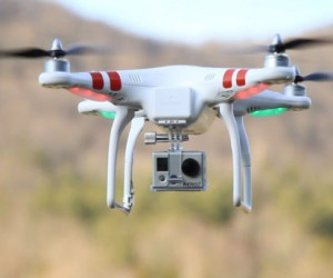 Just what you need to get those tough aerial shots with your GoPro camera!
