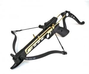 Self Cocking Crossbow – This is the best crossbow you'll get for under $36