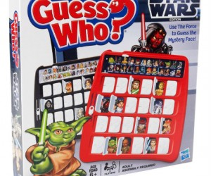 Star Wars Guess Who – Use the power of the force to guess the mystery face!