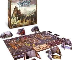 Now you too can play A Game of Thrones!