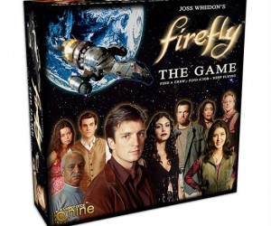 Firefly Board Game – It's like the show never ended!