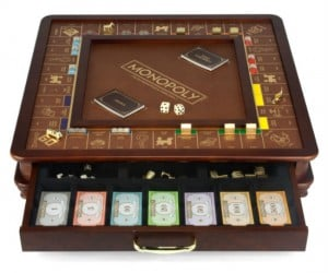 Luxury Monopoly – For only the most sophisticated of monopoly players