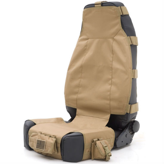 tactical car seat cover front