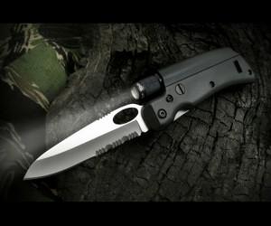 Tool Logic Tactical Folding Knife – The knife every man deserves.