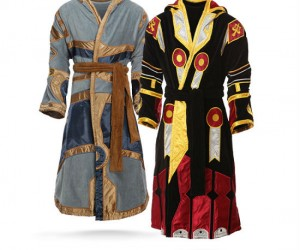 World Of Warcraft Robes – Now you'll never have to leave the game!