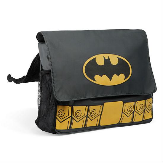 batman diaper bag