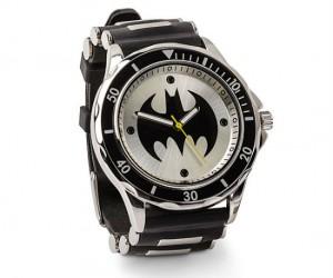 Batman Studded Watch – Batman's official timepiece of choice.