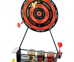 Will your dart throwing skills enhance or get worse as you drink?