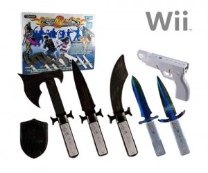 With 8 different weapons to choose from you'll be prepared for any type of action on the Wii!