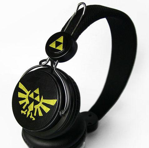 zelda headphones
