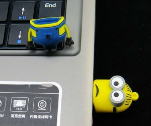 Despicable Me Minions USB – Enjoy your favorite Minion's crazy antics now in USB form.
