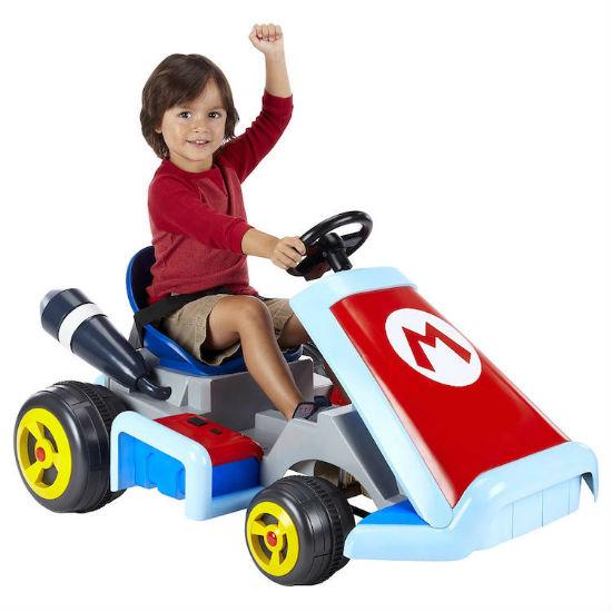 driveable mario kart