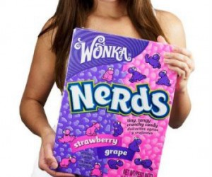 Giant Box Of Nerds With over 2 pounds of nerdy goodness it will be a long long time before you run out nerds now!
