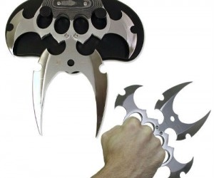 No evil doers or zombies are gonna mess with you with this weapon at hand!