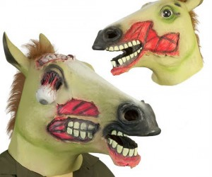 Oh great now the zombie virus has spread to the horse head people…